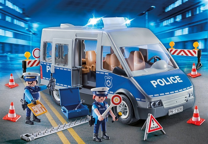 Aaa Auto Sales >> Playmobil's new Police Van - 27.90 Euro • The Deal Hunter for Playmobil toys